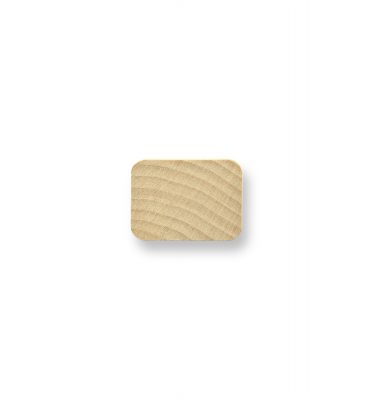 1-3/8 inch x 3/16 inch Wood Rectangle Cut Out | Woodworks Ltd.