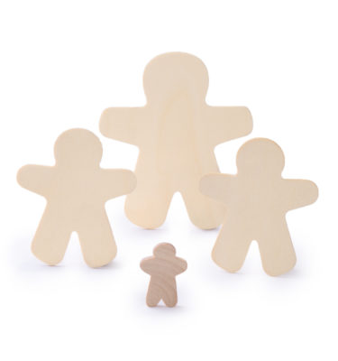 Gingerbread Boy Cutouts