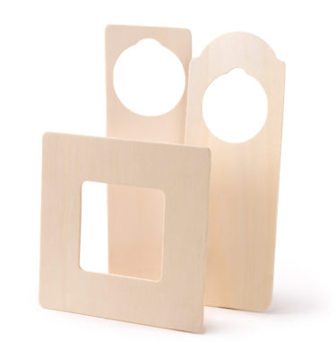 Door Hangers & Frames, Wooden