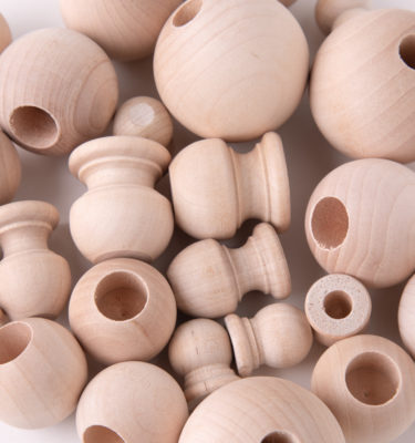 Dowel Caps, Wooden
