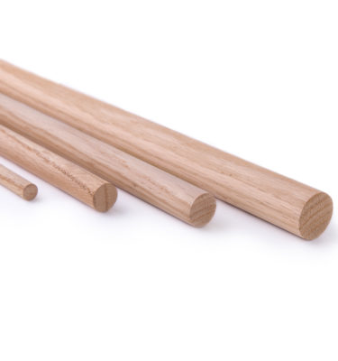 Oak Dowel Rods