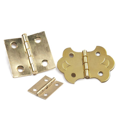 Hinges - Brass