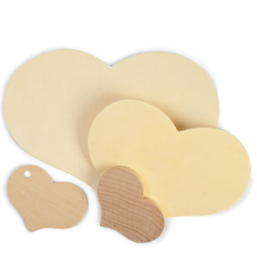 Country Hearts, Wood