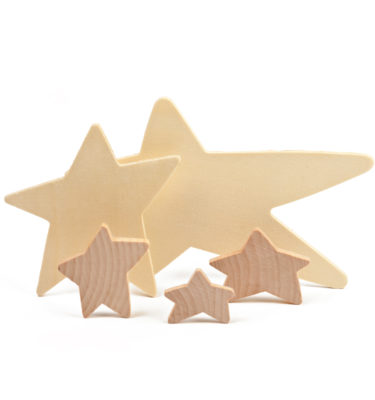 Folk Art Star & Primitive Stars